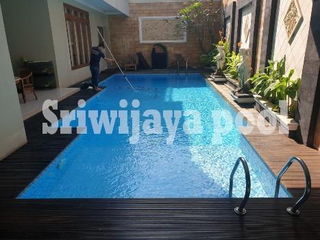 proyek kolam renang yang dikerjakan oleh sriwijaya pool