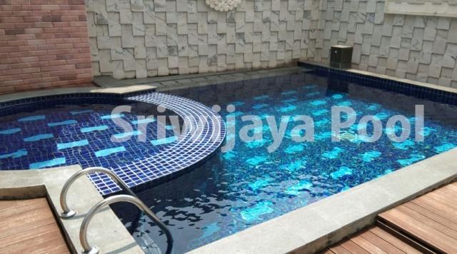 kolam renang klien dibali yang dibuat oleh sriwijayapool