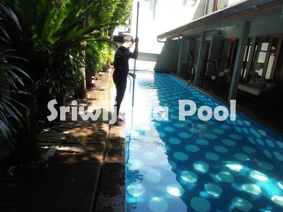 Jasa Perawatan Kolam Renang Kota Palembang by Sriwijaya Pool