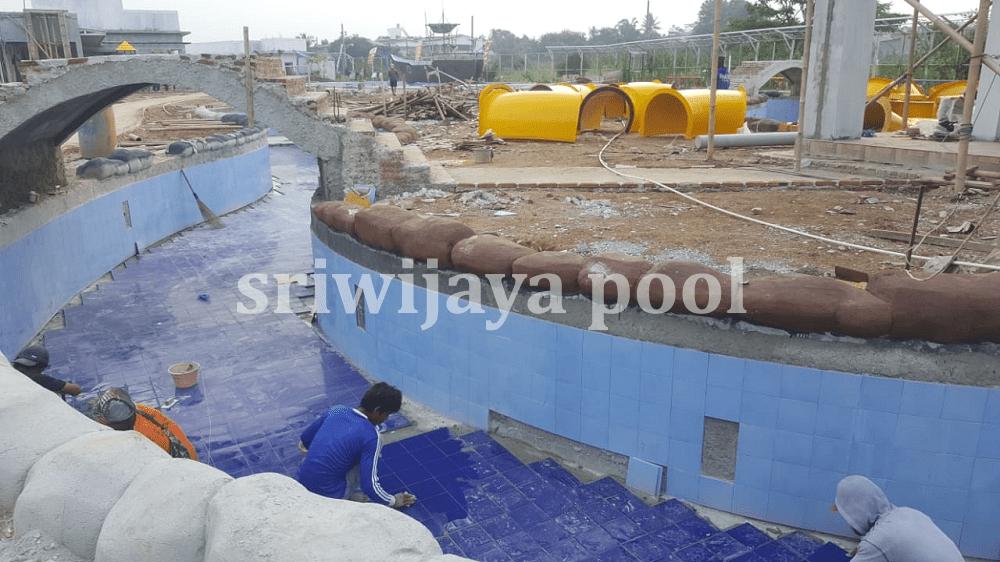 Kontraktor Kolam Renang Berpengalaman Bandar Lampung